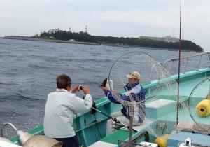 15.05.05念願の釣り②