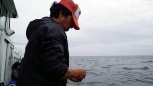 15.05.05念願の釣り⑤