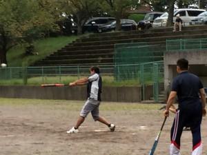 2015.09.06中部地区ソフトボール大会①