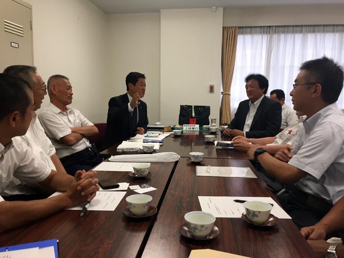 2015.08.24土屋副知事と6区支部