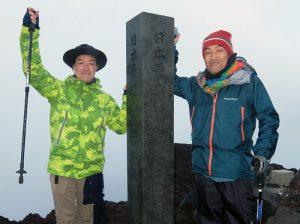 2016.8.2富士山頂上⑥