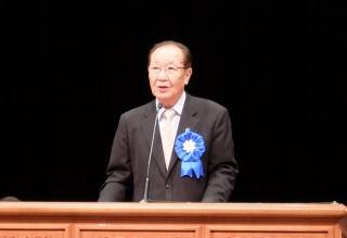 14.9.13家族会飯塚繁雄会長①