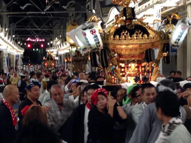 14.10.6湯前神社秋季例大祭⑦