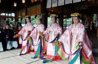 14.10.23静岡県護国神社秋季例大祭②