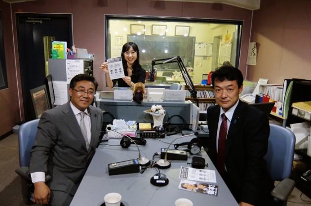 14.11.3FM熱海生放送「橋本かずみの当たって砕けろ」①