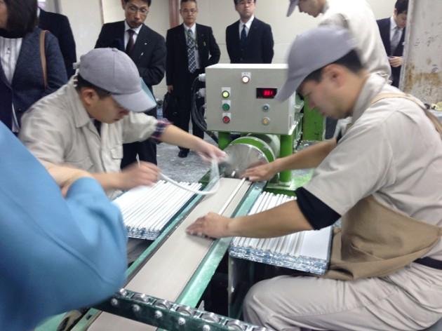 14.10.28日本理科学工業㈱美唄工場⑧