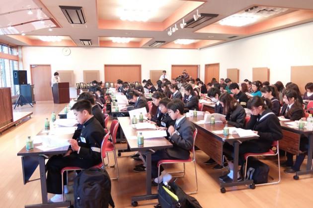 14.11.22YMCA中学生英語スピーチコンテスト⑤