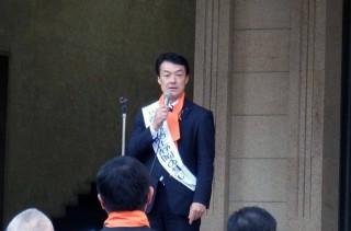 14.11.15第6回静岡県児童虐待防止キャンペーン②