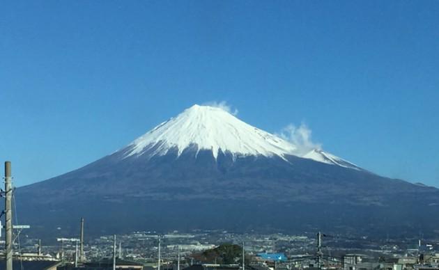 14.12.15今日の富士山①