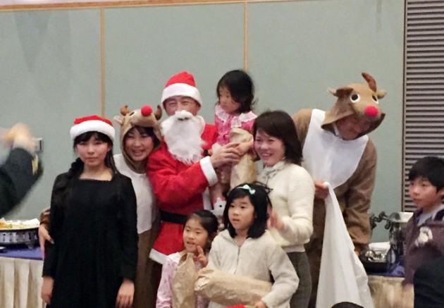 14.12.21熱海ワイズメンズクラブクリスマス家族会②