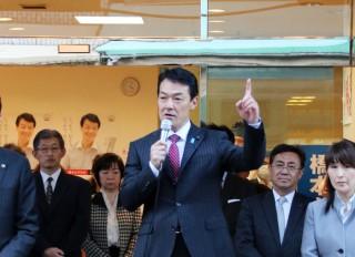 15.01.17事務所開所式橋本挨拶②