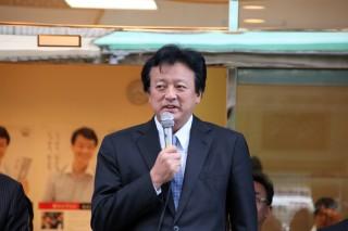 15.01.17事務所開所式渡辺周衆議院議員①