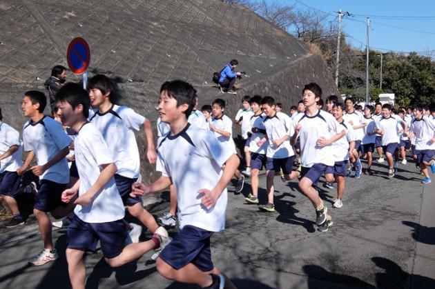 15.02.06熱海高等学校マラソン大会④