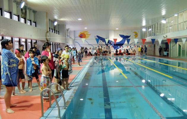 15.02.08熱海市スポーツ祭水泳大会①