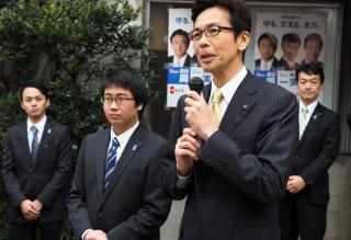 15.03.07和田翔平事務所開き④