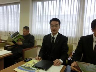 13.2.18~民主党・ふじのくに県議団会派視察①