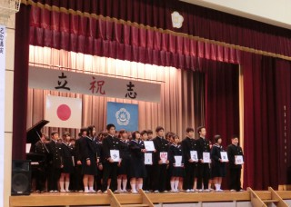 13.2.1熱海中学校「立志式」①