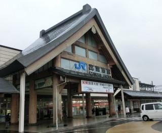 13.2.18JR出雲市駅