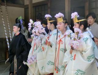 13.4.15伊豆山神社例大祭②