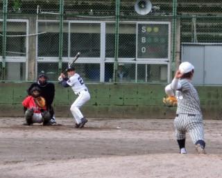 13.5.19早朝野球⑥