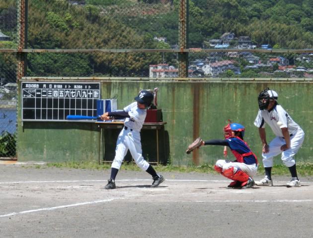 13.5.3第26回網代多賀ロ-タリー杯争奪少年野球大会⑤