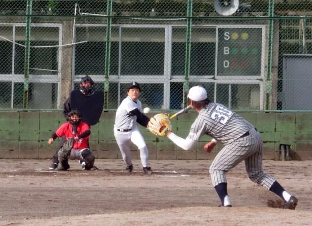 13.5.19早朝野球③