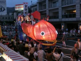 13.7.16第45回熱海こがし祭り山車コンクール①