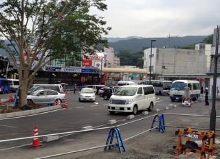13.7.25JR熱海駅前での活動②