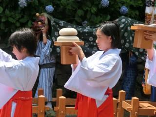 13.7.18初木神社例大祭⑨