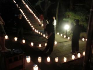 13.8.31般若院送り火供養祭②