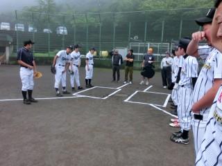 13.8.3早朝野球①
