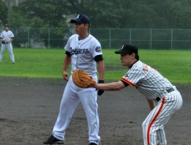 13.8.3早朝野球⑥