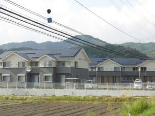 13.8.29~30福島第一原発視察(川内村・公営アパート)⑫
