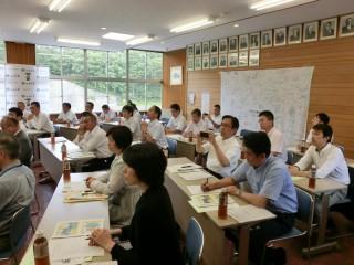 13.8.29~30福島第一原発視察(川内村)⑨
