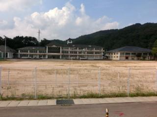 13.8.29~30福島第一原発視察(川内村)⑯