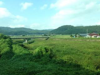 13.8.29~30福島第一原発視察(川内村)④