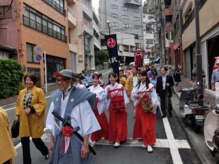 13.10.5湯前神社秋季例大祭⑦