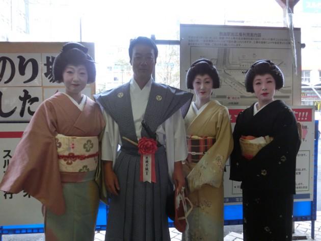 13.10.5湯前神社秋季例大祭①