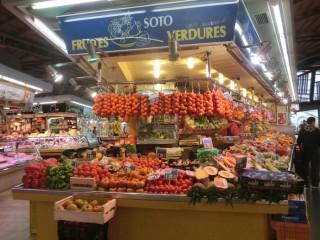 13.11.13バルセロナの市場②