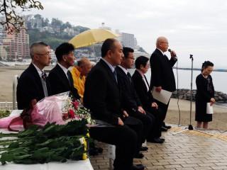 13.11.4釜鳴屋平七没後150年記念行事②