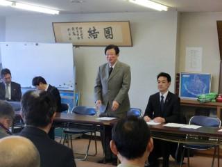 14.1.19川勝知事初島の皆様との意見交換会③