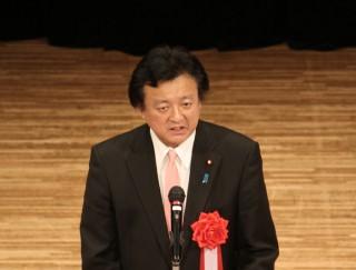 14.2.22「竹島の日」記念式典 渡辺周衆議院議員③