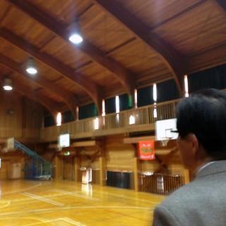 14.1.19熱海市立初島小中学校を視察⑧