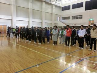 14.2.23熱海オープン梅カップバドミントン大会①