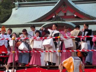 14.2.3来宮神社節分祭②