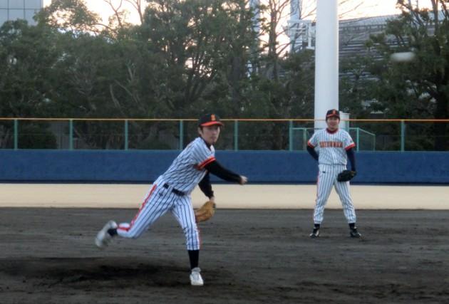 14.3.10静岡県議会野球部紅白戦②