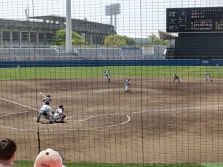 14.4.26静岡県春季高校野球大会①