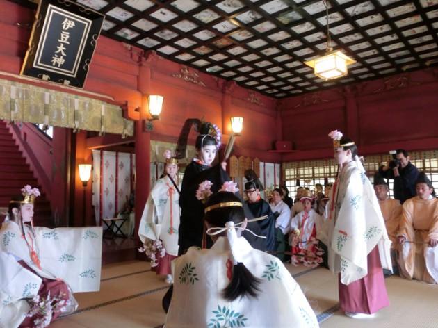 14.4.15伊豆山神社例大祭③