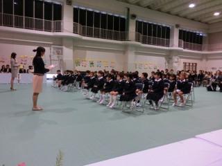 14.4.7熱海市立第二小学校入学式①