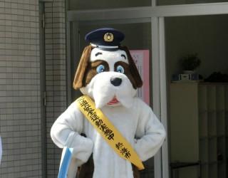 14.4.7第二小学校入学式わんたくん①